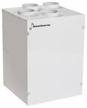 Dantherm DVR 450 Ventilationsanlæg